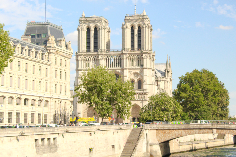 Notre Dame Cathedral - Paris - France - Europe - Travel