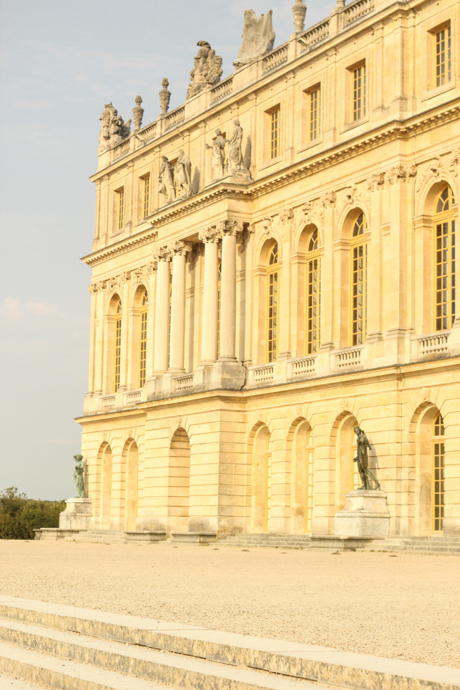 Versailles Palace - Paris - France - Europe - Travel