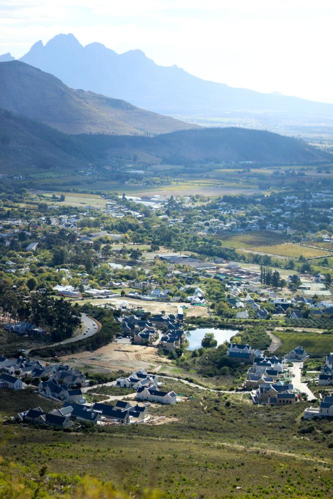 Du Toitskloof Pass - paarl - Wine Tour - Franschhoek - Cape Town - South Africa - Travel