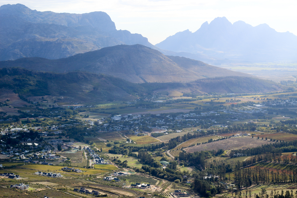 Du Toitskloof Pass - paarl - Wine Tour - Franschhoek - Cape Town - South Africa - Travel