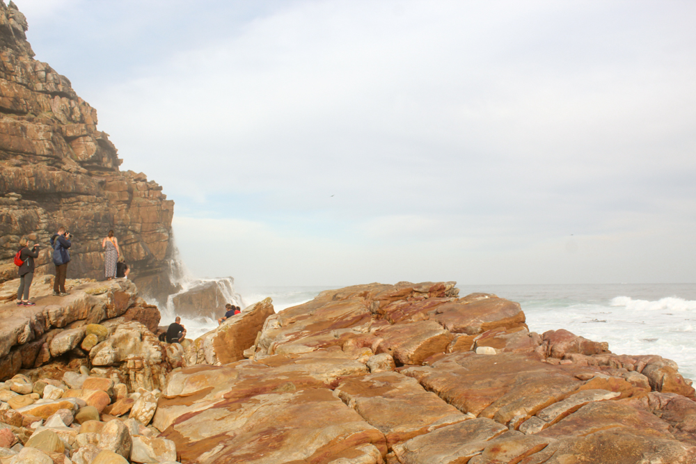 Cape Peninsula - Cape Point - Day Trippers - Cape Town - South Africa