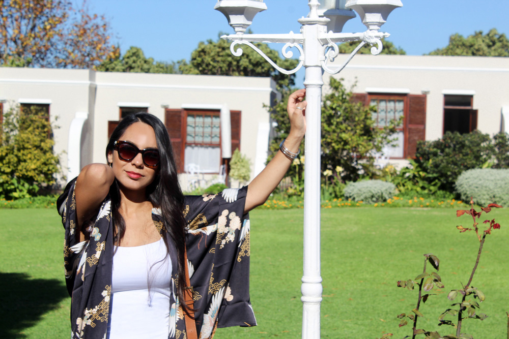 Glen Avon Lodge: my stay at this nice boutique hotel in Cape Town, South Africa
