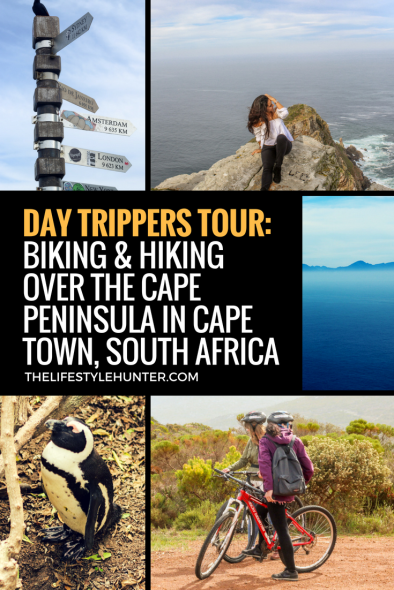 Travel - Africa - South Africa - Cape Town - Day Trippers