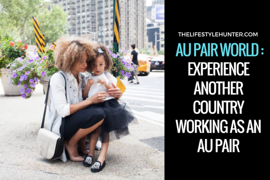 Work abroad - au pair world