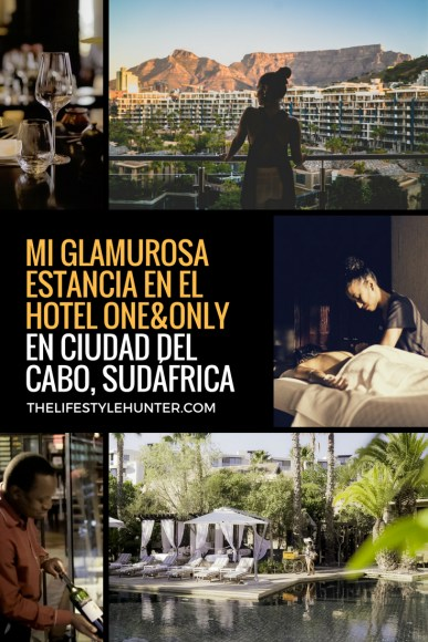 Viajar - Africa - Sudafrica - Ciudad del cabo - hotel - One and Only