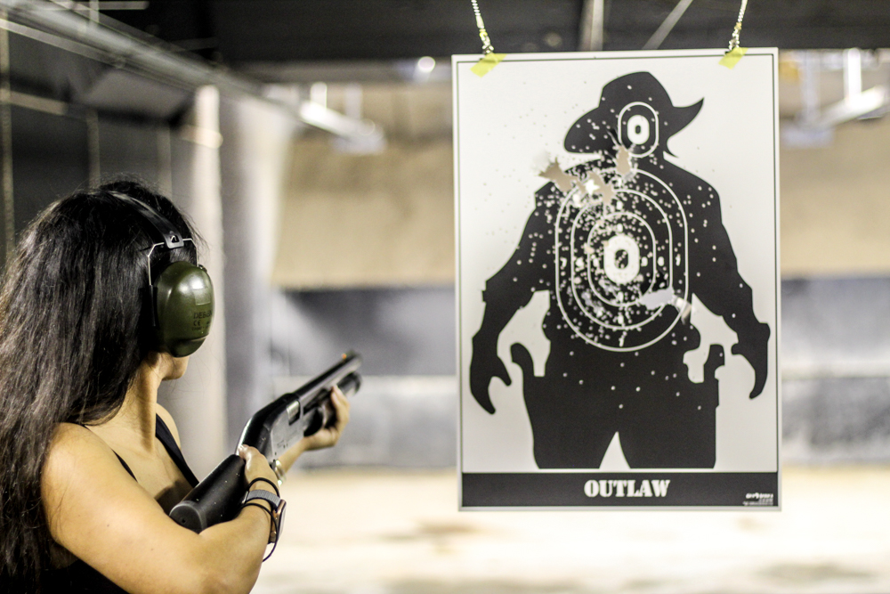 Gun Fun: feel the adrenaline of shooting guns in Cape Town, South Africa