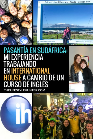 Trabaja en el extranjero - africa - practica profesional - pasantia - International House