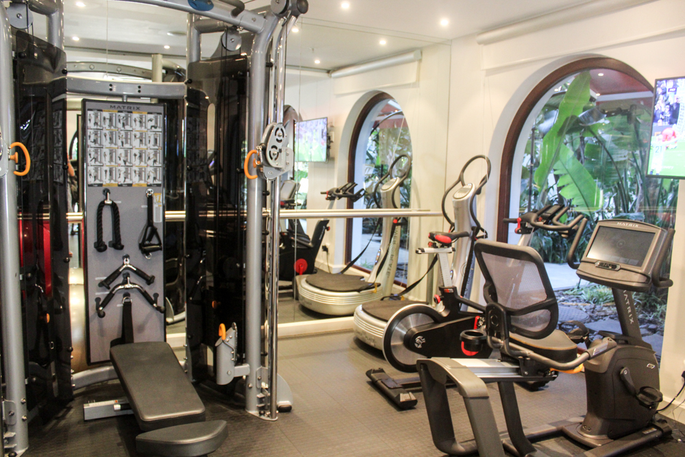 Oyster Box Hotel Fitness - Durban - South Africa