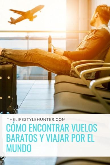 Viajar - conseguir vuelos baratos
