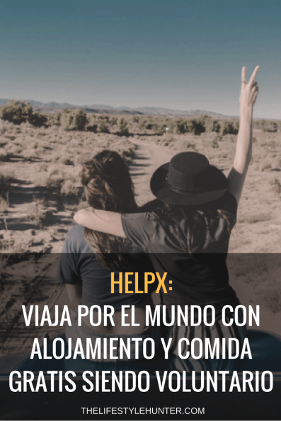 Voluntariado - Helpx