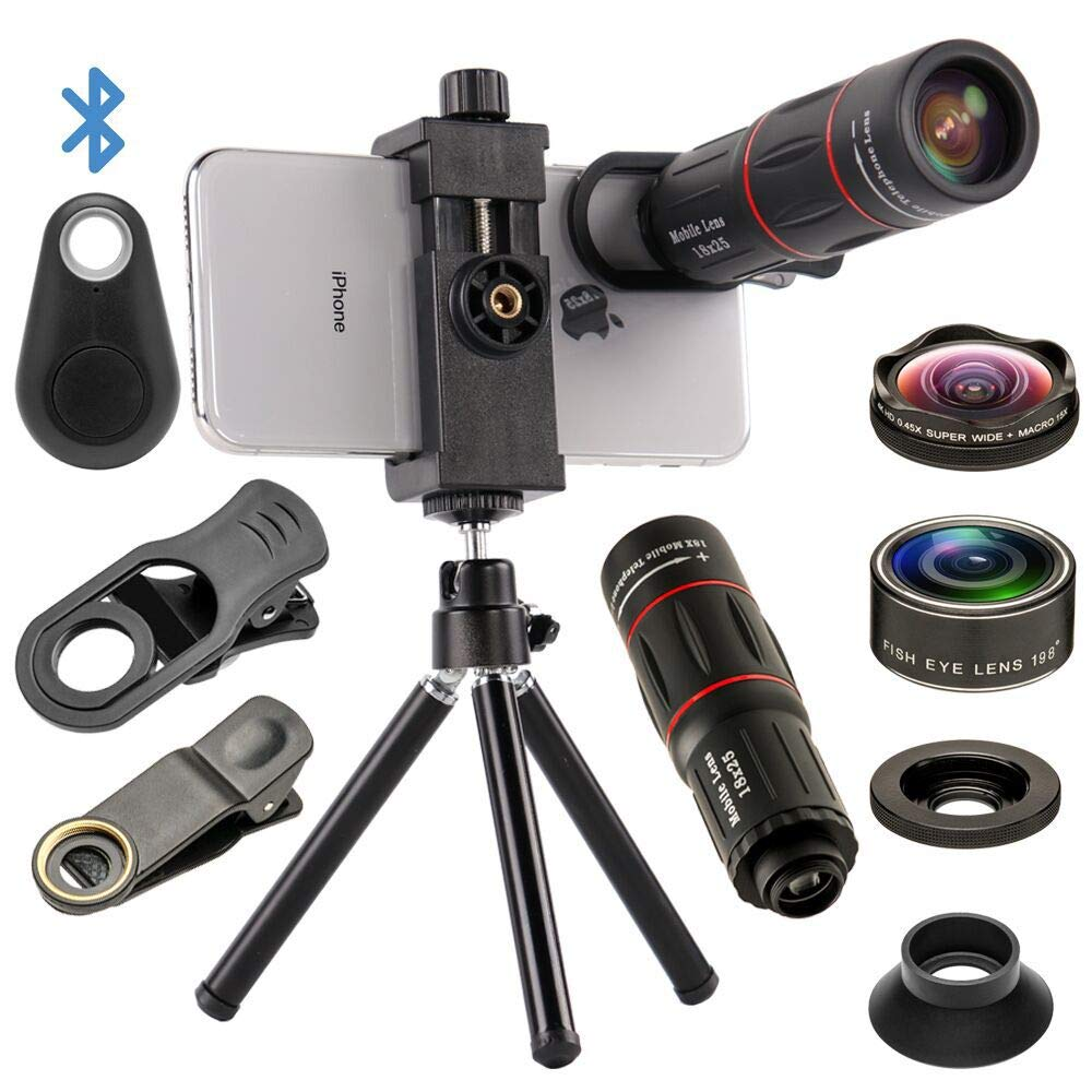 Handy-Kamera-Objektiv