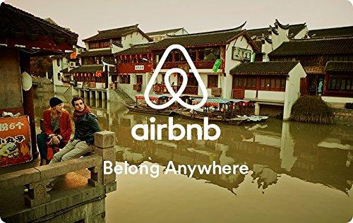 Airbnb tarjeta de regalo