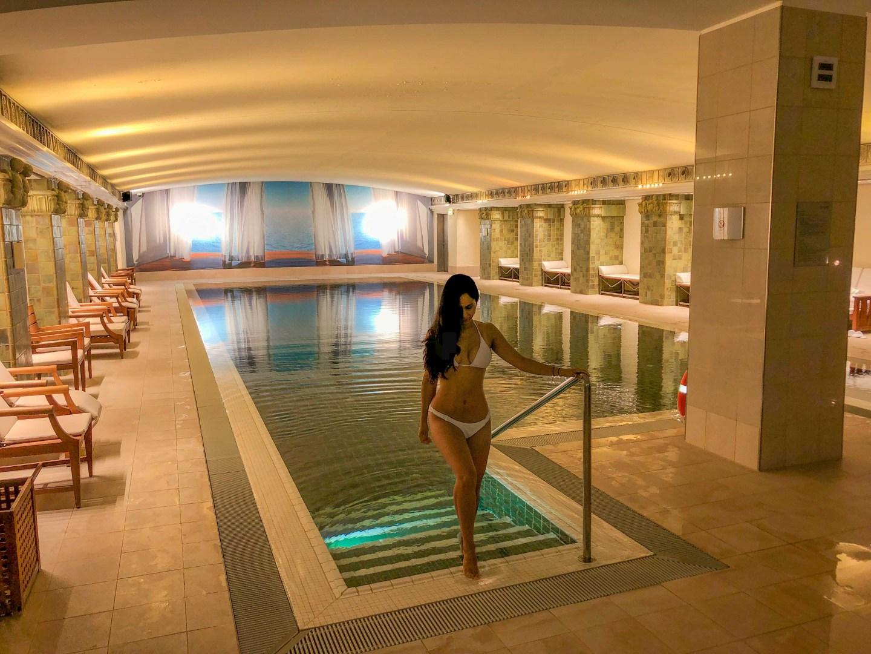 Mein Aufenthalt im Park Hyatt Hotel in Hamburg, Deutschland