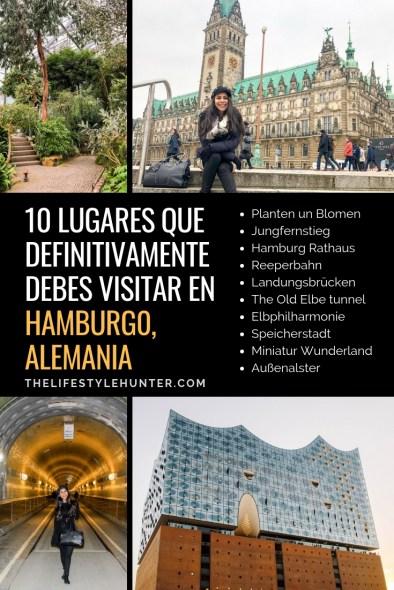 Viajar - Europa - Alemania - Hamburgo
