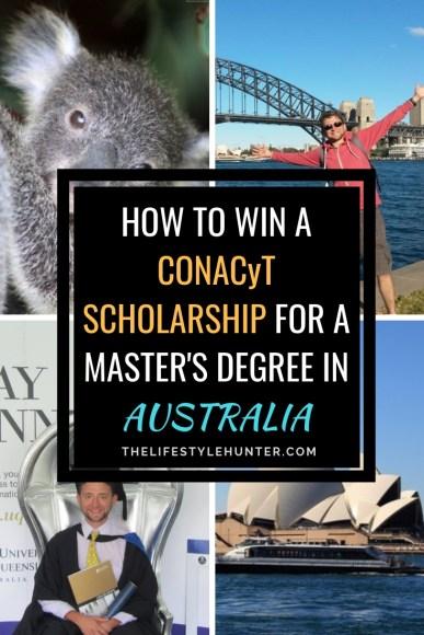Study - Scholarship - Masters - Australia