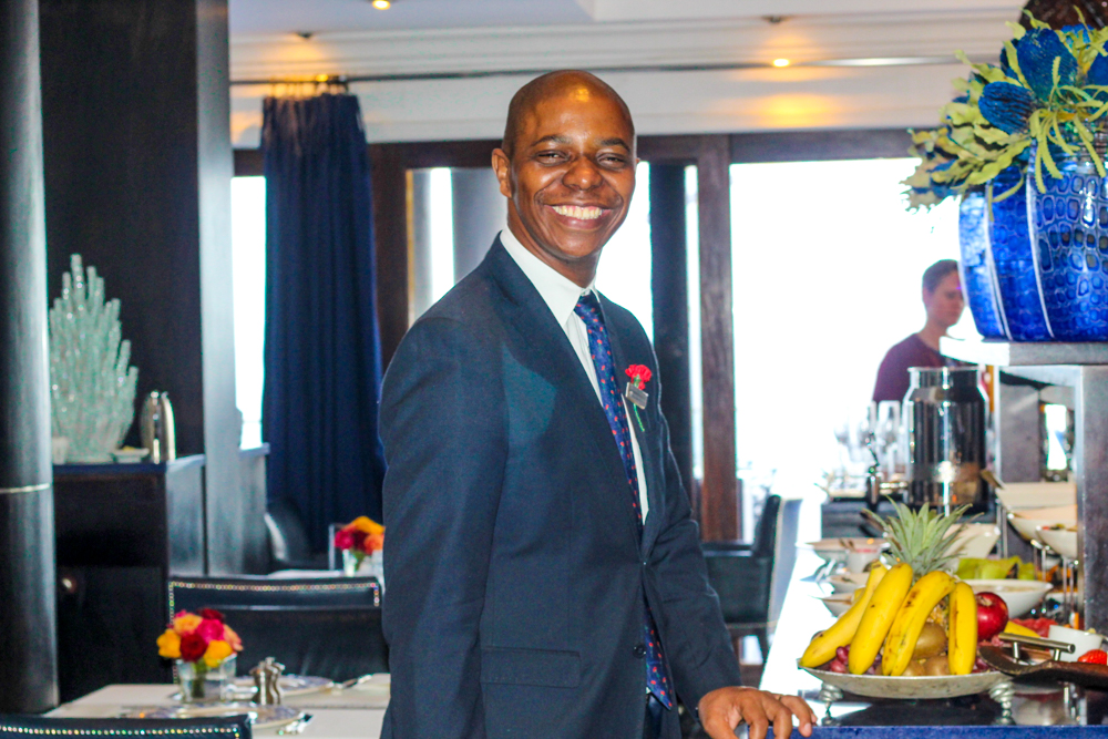 12 Apostles Hotel and Spa - Camps Bay - Cape Town - South Africa staff