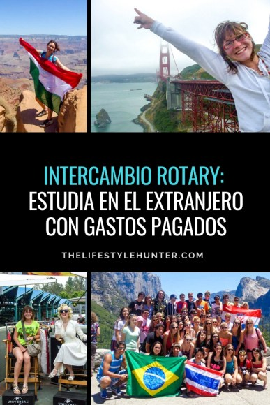 Estudiar - Beca Rotary Youth Exchange Rotary