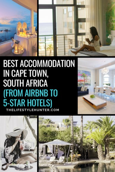 Travel - Africa - South Africa - Cape Town - Hotels