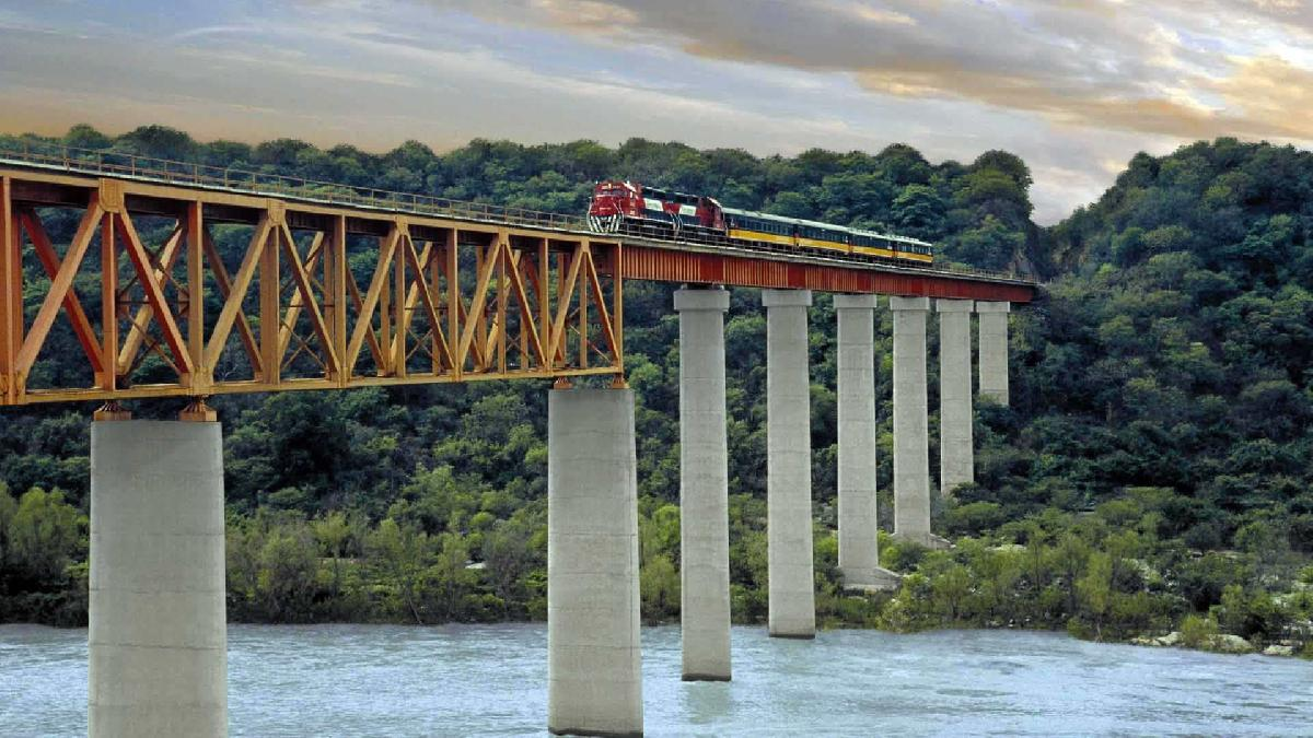 Travel in style on the Chepe Train and discover the Copper Canyons in Mexico