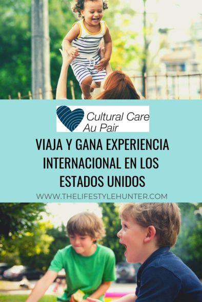 Cultural Care Au Pair Estados Unidos