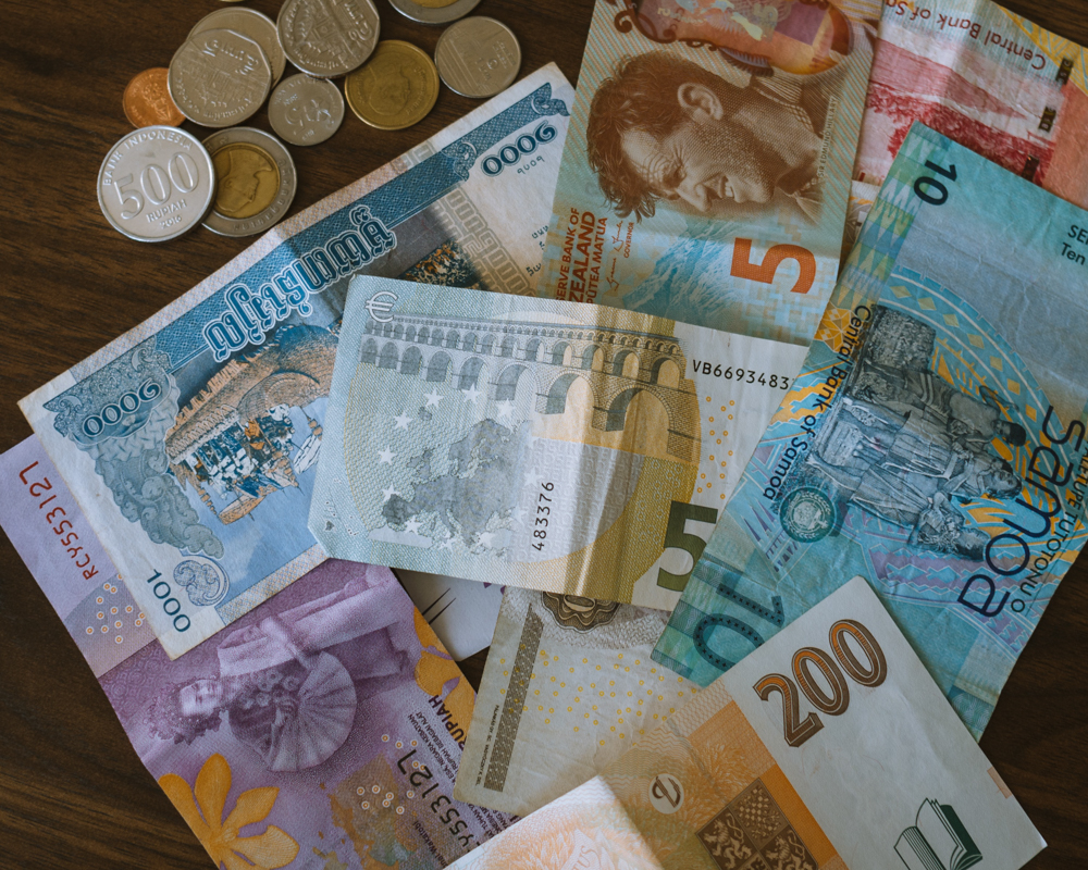 Ria currency exchange euro spain