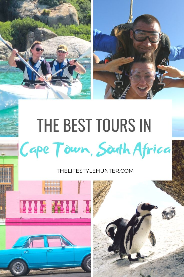 Best tours Cape Town South Africa