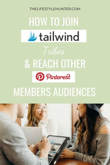 Tailwind tribes guide