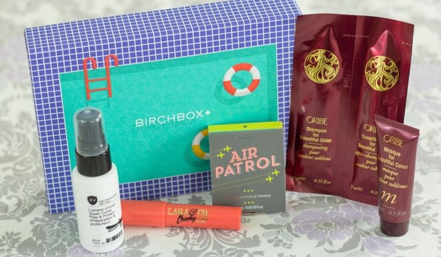 Birchbox Reveal – August