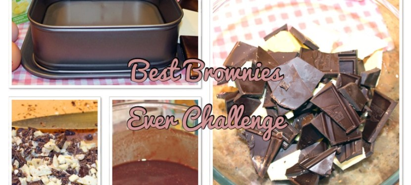 Best Brownies Ever Challenge!!!