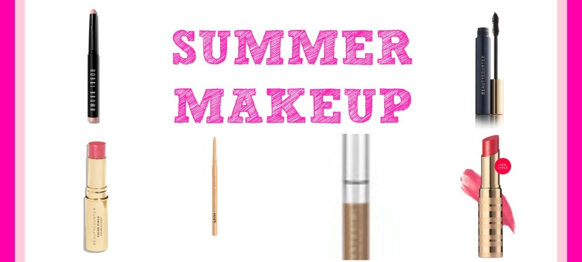 My Summer Makeup Refresh
