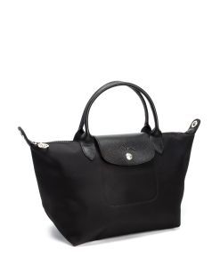 LONGCHAMP Le Pliage Neo Small Short handle - Black
