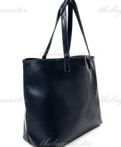 Mango Touch Simple Tote Black