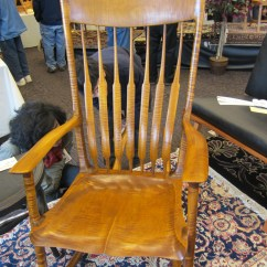 Sam Maloof Rocking Chair Plans Hal Taylor High Back Swivel Chairs Free Diy How To Make