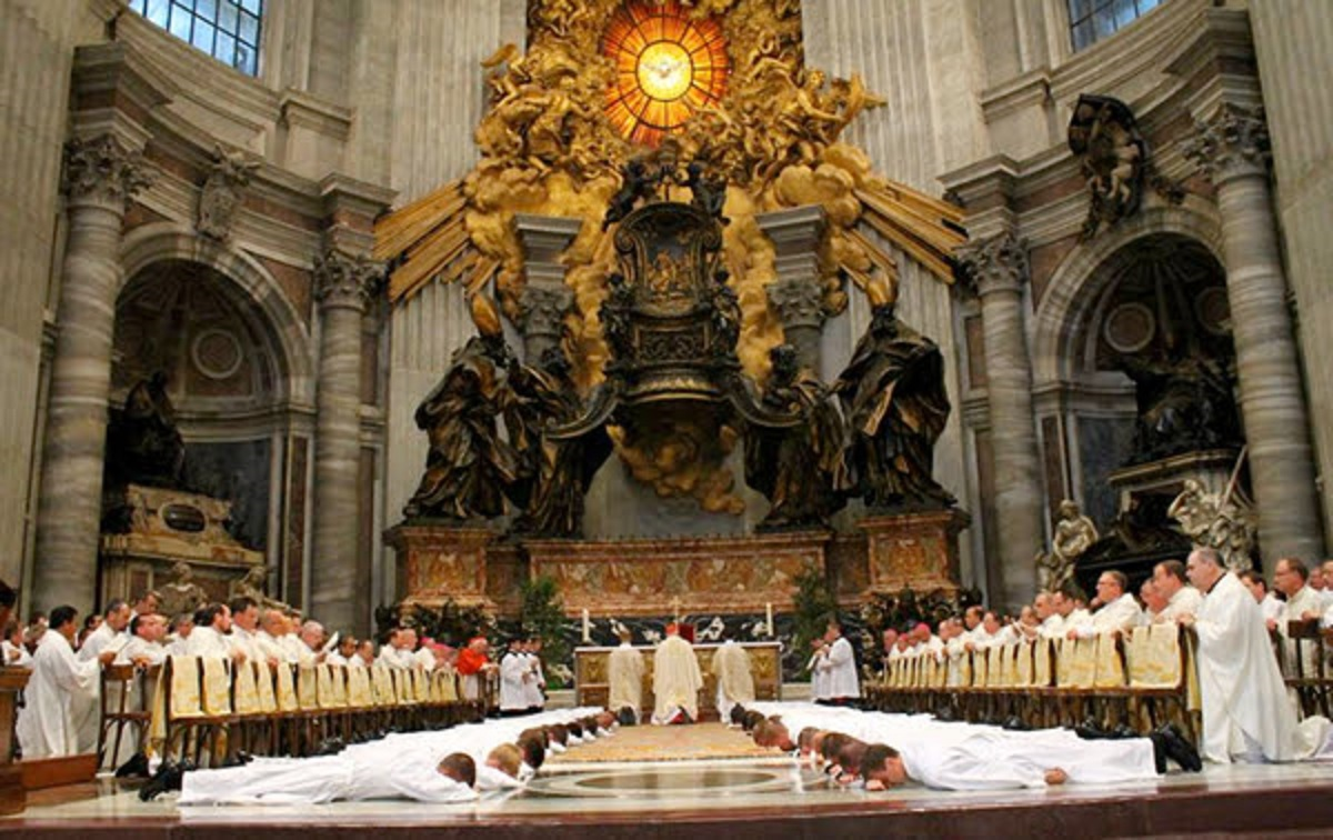 Largest Altar in the World Is a   This Monumental