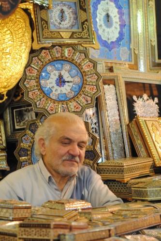 Isfahan's bazaar-7127