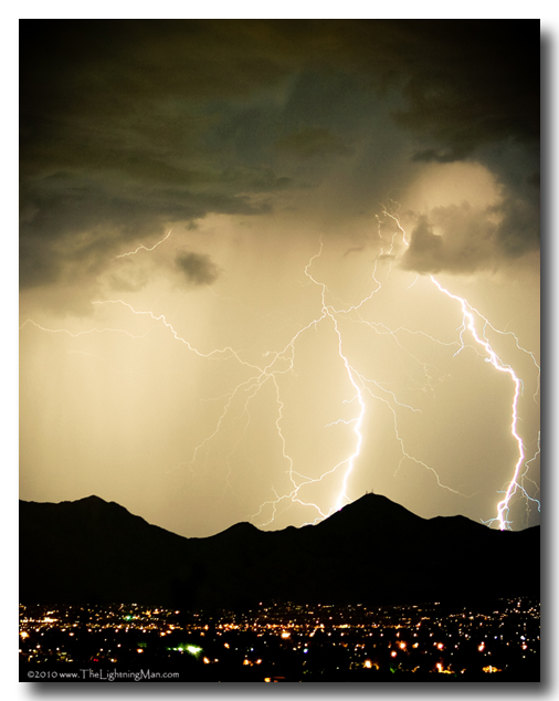 The Midnight Hour Storm