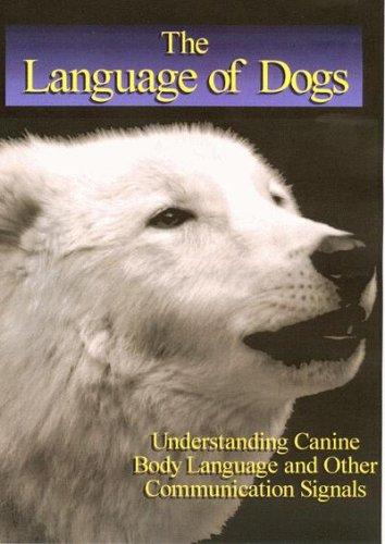 The Language of Dogs DVD, by Sarah Kalnajs