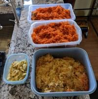 production log for peak power raw dog food