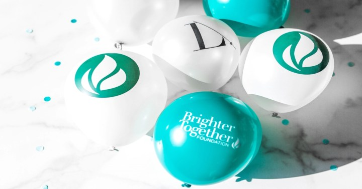 Empowering Women through the Brighter Together Foundation