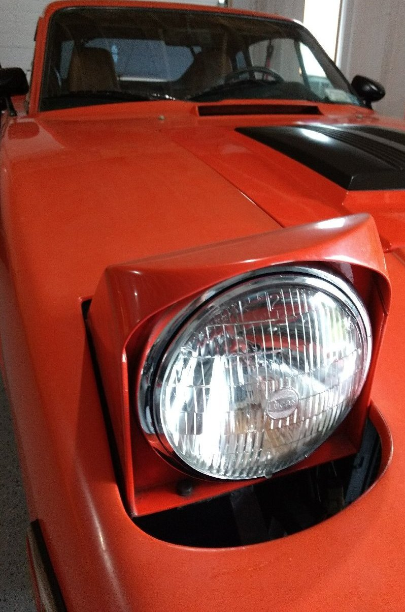 Pop Up Headlights The Invention That Graced Sports Cars Of Years
