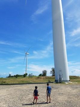 Wind Farm in Guimaras