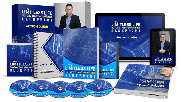 Package-TheLimitlessLife30DayBlueprint