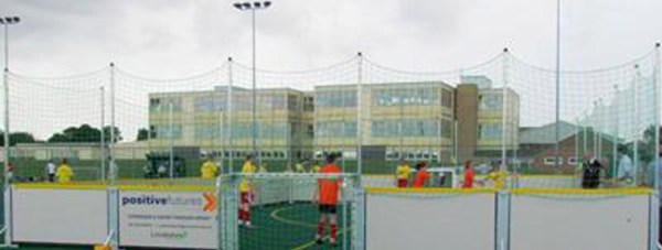 Portable-Football-Surround