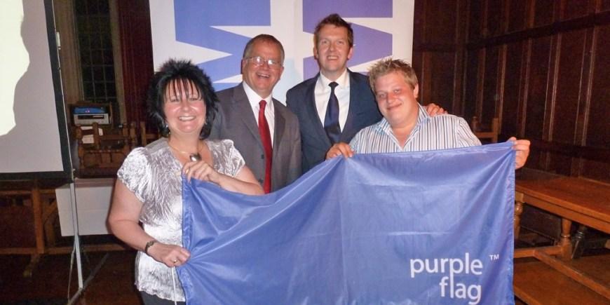 Purple-Flag
