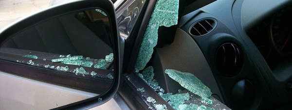 car break in