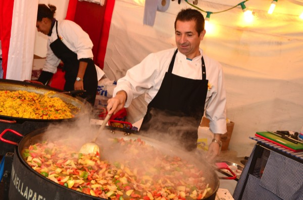 The continental market will run from September 29 to October 2.
