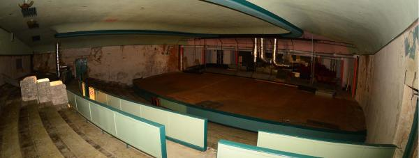 Inside the Ritz cinema on Lincoln High Street in January 2013. Photo: Steve Smailes for The Lincolnite