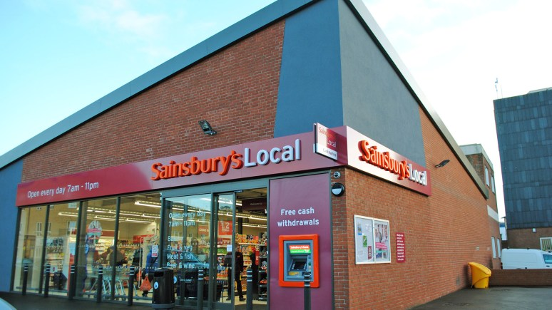 Lincolns First Sainsburys Local Opens