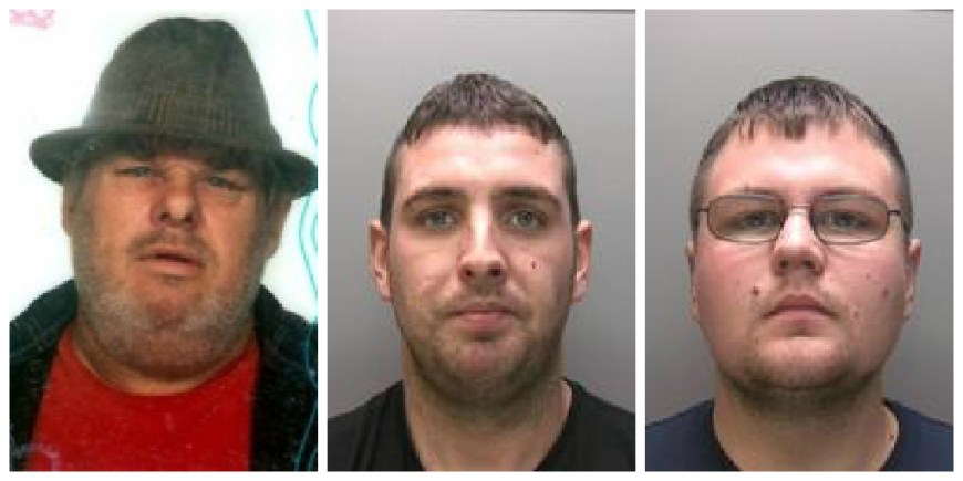 Sonny Grey was attacked at his home by Rocky Curtis and Robert Holmes, who were found guilty of the pensioner's murder.