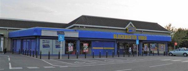Blockbuster Moorland Close